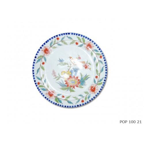 Plate 'nightingale'
