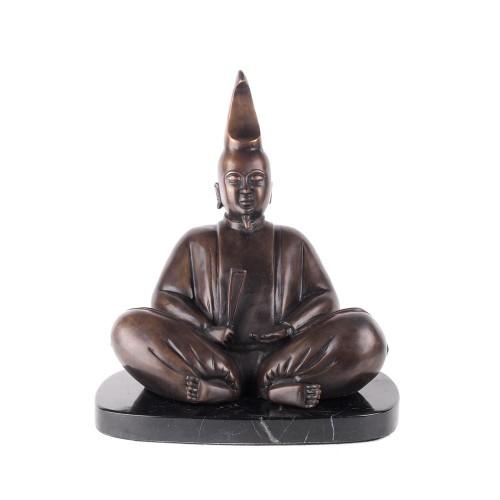 Shogun bronze marron patine